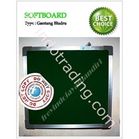 Jual Papan Softboard