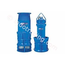La Type (Submersible Axial Pumps) Or Pompa Banjir