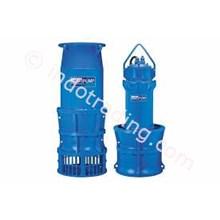 La Type (Submersible Pompa Axial) Atau Pompa Banjir