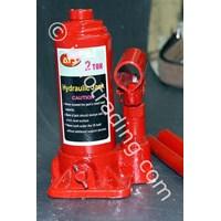 Dongkrak model botol merk ATS 2 Ton