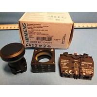 Jual Siemens Push Button 3SB3 201-0AA11 Aksesoris Listrik