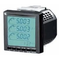 Jual M SYSTEM 53U-1211-AD4 Multiline Power Monitor Panel Meter