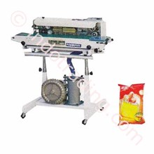 Continuous Sealer  Mesin Pengemas Plastik  Makanan Semi Otomatis