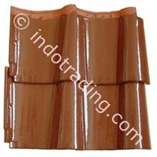 Genteng M-Class Coklat