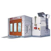 Spray Booth (Oven Mobil)
