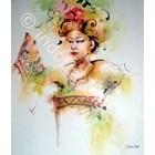 Lukisan Bali Pnt-003