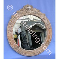 Carved Wooden Mirror Frame Type-053 Broc