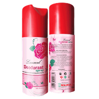 Sell Deodorant Laurent Spray 200Ml (Merah)
