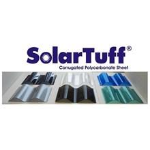 Atap Polycarbonate Gelombang Solartuff