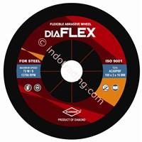 Jual Batu Gerinda Fleksibel (Diaflex) - Batu Gerinda Diabond
