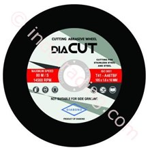 Cutting Abrasive Wheel (Diaflex) - Diabond