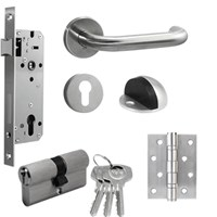 Sell The package sets Promo key door handle Yale YTL 010 quality door lock