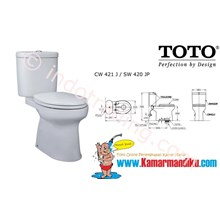 Toto Closet Cw421j