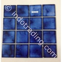 Keramik Mosaik Kolam Renang Tsq 244 Lantai Mosaic