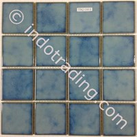 Mosaik Kolam Renang Tsq 133 S Lantai Mosaic