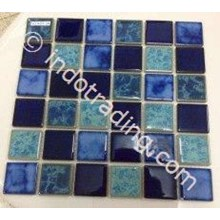 Mosaic Kolam Renang Tipe Sq Mix 28