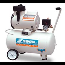 Kompresor Portable Oilless Swan