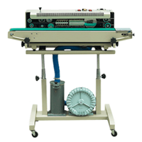 Bubble tube sealer machine