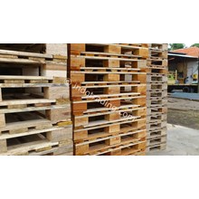 Palet Kayu Standart Export Europe