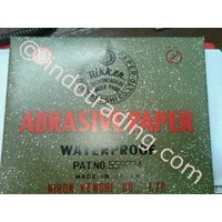 Jual Abrasive Paper Waterproof nikken