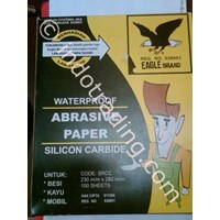 Jual Abrasive Paper Silicon Carbide Eagle