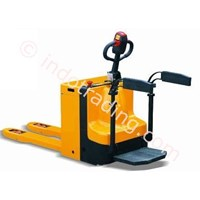 Jual WIDE Pallet Truck Electric inner fork 550 mm