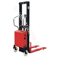 Jual  Stacker Semi Electric