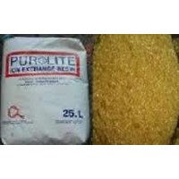 Jual Resin kation softener Purolite C 100 E