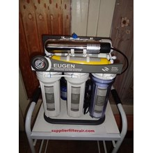 ENGINE 50 GPD REVERSE OSMOSIS RO COMPLETE with UV LAMP