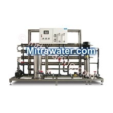 Mesin Reverse Osmosis RO 8000 Gpd setara 28.000 Liter per hari