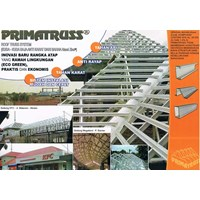 Sell Lightweight Steel Roof Frame PRIMATRUSS