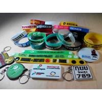 Rubber Bracelets For Souvenirs Or Promotional Campaign Attri..