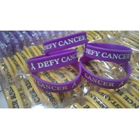 Rubber Bracelet solidarity (humanitarian events)