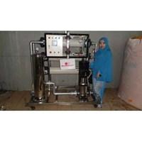 Filter Ultra Filtrasi Uf Kapasitas 18.000 Liter Per Jam