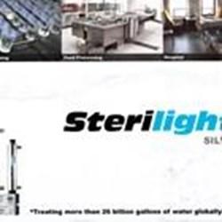 LAMPU UV STERILIGHT SILVER
