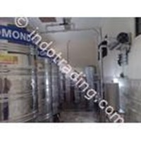 Package AMDK Packaging Glass Mineral Water