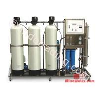 Mesin Ro 6000 Gpd Kap 18.000 Liter Per Hari