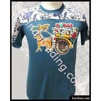 Kaos Batik Dokar 2