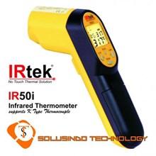 Ir Thermometer Supports K Type Thermocouple Irtek Ir50i