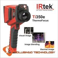 Irtek Ti350e Thermofocus Thermofocus Thermal Imaging Camera