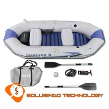 Inflatable boat (Rubber Boat) Intex Mariner 3 (68373)