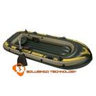 Perahu Karet (Rubber Boat) Intex Seahawk 4 (68351)
