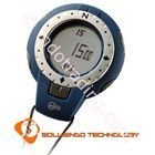 Digital Altimeter With Compass & Thermometer Barigo 44 St