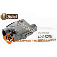 Nightvision Monocular With Dual Ir Bushnell Nightwatch 2.5X42mm (260200)