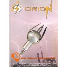 Orion Penangkal Petir (Lightning Protection)
