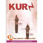 Kurn R-80 (Cardboard Case) Penangkal Petir (Lightning Protection)