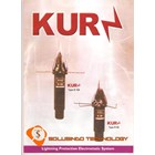 Kurn R-150 (Cardboard Case) Penangkal Petir (Lightning Protection)