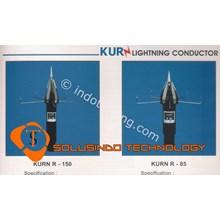 Kurn R-80 (Hard Case) Penangkal Petir (Lightning Protection)