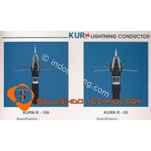Kurn R-150 (Hard Case) Penangkal Petir (Lightning Protection)