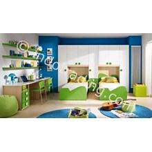 Minimalist Kids Room Design Full Color
